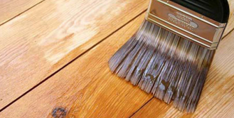 Косметический ремонт деревянного пола
